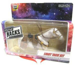 BOSS FIGHT Vitruvian HACKS Mighty STEED Light TACK KIT Australian A