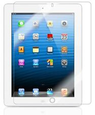 Skinomi Clear Screen Protector Film Cover for Apple iPad 4