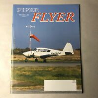 Piper Flyer Magazine February 2008 Winter Exhaust System Tips Maintaining Apache
