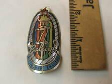 raleigh nottingham england vintage head badge emblem crest bike road bicycle lrg