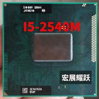 Intel Core i5-2540M Processor i5 2540M Laptop CPU Socket G2 (rPGA988B) SR044