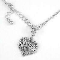 Grandma necklace Grandmother Gift Grandma Present Grandma Jewelry mothers day