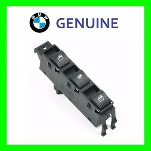 OEM Genuine NEW BMW E46 3 Series M3 318i 320i 325 Convertible Left Window Switch