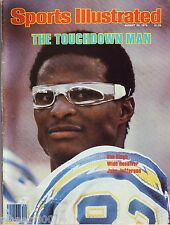 Sports Illustrated 1979 San Diego Chargers WR John Jefferson Excellent No Label