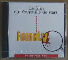 Fourmiz  CD Promo Jamel Debbouze 1998