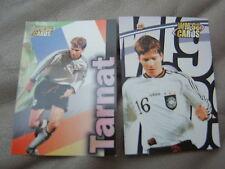 WM 98 Card-s Karte DFB Deutsche Fussball Nationalmannschaft MICHAEL TARNAT 2