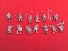 ESSEX FIGURES 28mm ENGLISH CIVIL WAR SCOTS & IRISH TROOPS  X 13 FIGURES