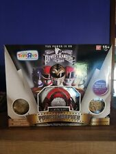 Mighty Morphin Power Rangers The Movie White Legacy Morpher