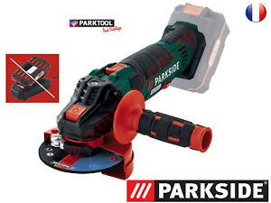 PARKSIDE® Meuleuse d'angle sans fil PWSA 20-Li  20V Pack Sans Chargeur Ni Bat