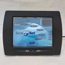 Seatel TSC-10 Antenna Control Display with Power Supply. Made in USA