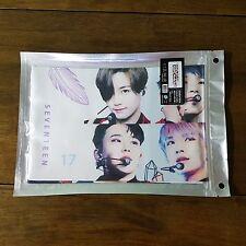 Seventeen Photo Slogan Towel 100cm x 20cm single-layer KPOP Star Gift New