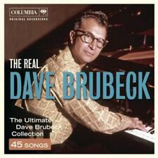 DAVE BRUBECK - THE REAL... DAVE BRUBECK - 3 CDS [CD]