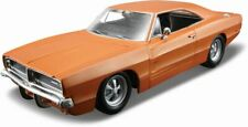 Maisto 1:18 Dodge Charger R /T 1969 Orange 31387O.