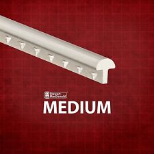StewMac Medium Fretwire, Medium/Higher, 2-foot piece - 3 pack
