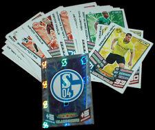 ◉◉ 138 Karten MATCH ATTAX 13/14 BVB Werder EINTRACHT FRANKFURT Schalke Mainz 05
