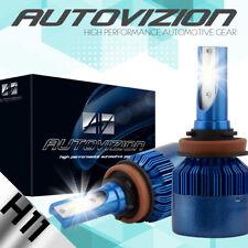 AUTOVIZION LED HID Headlight Conversion kit H11 6000K for 2008-2010 Saturn Vue