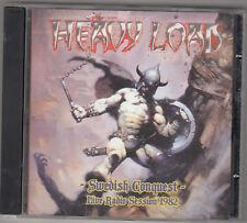 HEAVY LOAD - live radio session 1982 CD