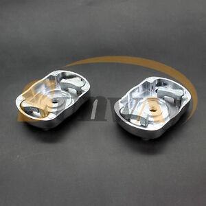 2 Recoil Easystart Starter Metal Plate Double Pawl Assembly BrushCutter Strimmer
