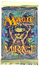 Magic Mtg Mirage Factory sealed Booster Pack X 3 !