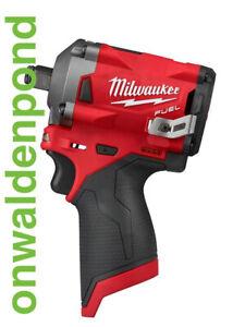 "M12 FUEL STUBBY 1/2"" IMPACT WRENCH MILWAUKEE 2555-20 BRUSHLESS CORDLESS TOOL NEW"