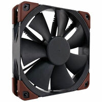 Noctua NF-F12 IPPC 2000 120mm Fibre-glass SSO2 Industrial PPC PWM 4PIN Fan