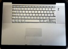 APPLE MACBOOK PRO 17 A1212 A1229  2006 2007 KEYBOARD TOP CASE TRACKPAD ASSEMBLY