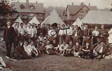 WW1 Cadets Students University of Wales OTC at Camp