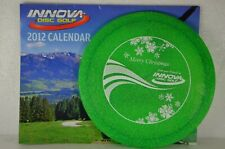 Leopard Champion 164g Sparkle 2011 with Calendar '12 New Innova Prime Disc Golf