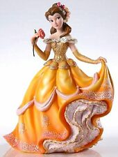 Enesco Disney Belle Couture de Force Figurine, signed by artist Cyndy Bohonovsky