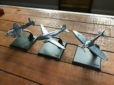 "3 x CORGI ""PRECISION CAST CLASSICS"" LIMITED EDITION MODEL (Spitfire/Lancaster)"
