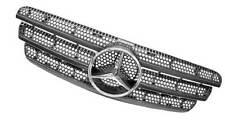 Mercedes ML320 W163 Dark Grey Front Center Grille Assy Genuine 16388001857167