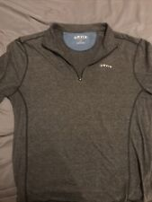 Orvis Classic Collection Fly Fishing Pullover 1/4 Zip. Long Sleeve Men's Medium