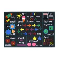 Fun Rugs Fun Time Collection Home Kids Room Decorative Floor Area Rug Compare -5