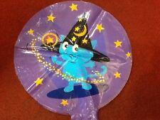 "18"" Halloween Wizard Cat  / Pumpkin Balloon Halloween Party Decoration - New"