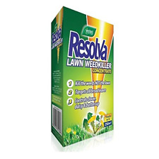 Resolva Concentrate Lawn Weedkiller Extra, 500 ml
