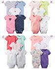 Carter's Baby Girl Clothes Set 5pk Bodysuit Newborn 3 6 9 12 18 24 Month Onesies