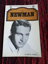 ILLUSTRATED HISTORY OF THE MOVIES -PAUL NEWMAN- BY MICHAEL KERBEL