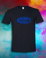 Magneti Marelli High-Tech Automotive Super Car Black T-Shirt Size S M L - 3XL