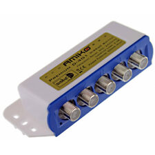 20 x Amiko Way 4 In 1 Out DiSEqC Switch Weather Cover & 2 Year Warranty