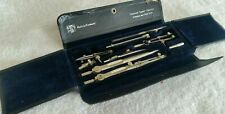 Technical Supply Co, Drafting  Drawing Instruments Set made in germany