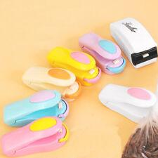 Handy Portable Plastic/Food Bags Mini Sealer Sealing Machine Heat Sealer AU