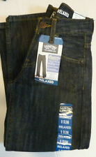 NWT Boys Size 8 Slim Relaxed Signature LEVI Strauss Jeans