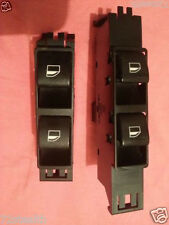 BMW E46 COUPE 2x WINDOW SWITCHES