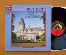 EG 29 1288 1 Beethoven Symphony no. 3 Kurt Sanderling 1981 EMI Digital NM/EX