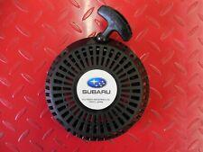 Subaru 4.5 Ex13 Engine Recoil Starter Assembly Part No 121-6355 Fit Greensmaster