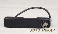 Contax 137 MA originaler Bodendeckel Ersatzteil 02218