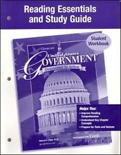 United States Government, Democracy in Action, Reading Essentials and Study Guid