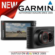 "Garmin Dash Cam35 GPS Full HD1080p 3"" LCD Driving Alerts & Recorder 010-01507-04"