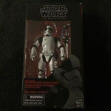 "Star Wars Black Series 6"" First Order Stormtrooper Executioner"