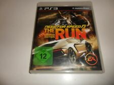 PlayStation 3 PS 3   Need for Speed: The Run - Limited Edition